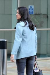 Sam Quek - Out in Manchester 08/20/2021
