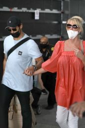 Sandra Lee - Out in Los Angeles 08/25/2021