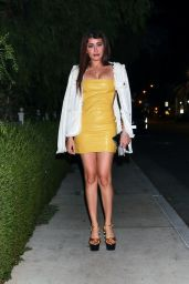 Sarah Idan at James Bond Viewing Party in West Hollywood 08/23/2021