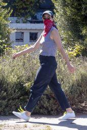 Sarah Silverman - Out in Los Feliz 08/01/2021