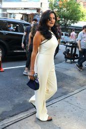 "Sarita Choudhury – ""And Just Like That"" Set in Soho, Manhattan 08/26/2021"