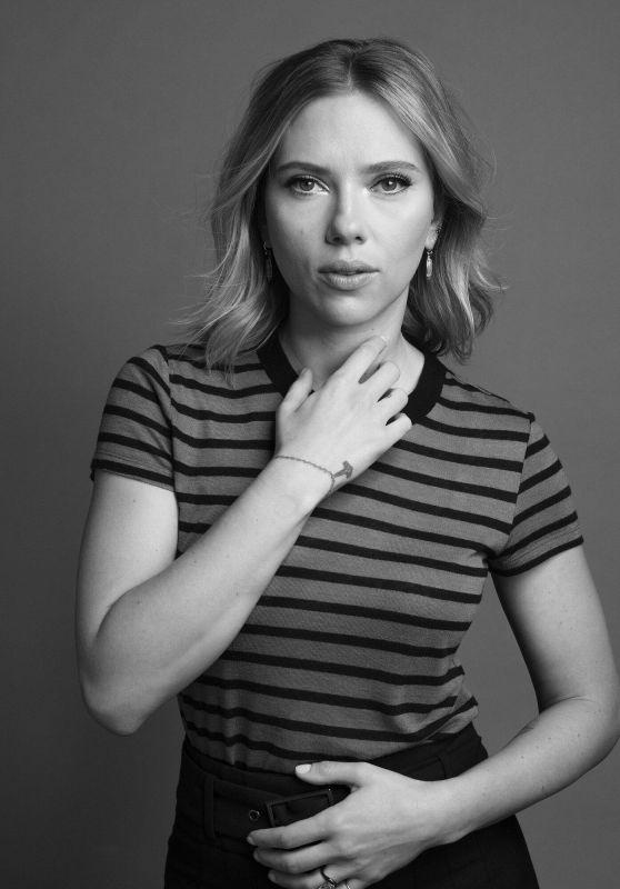Scarlett Johansson - 44th Toronto International Film Festival Portraits 2019