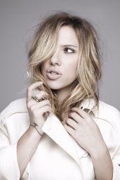 Scarlett Johansson - ELLE UK Photoshoot 2013