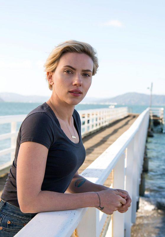Scarlett Johansson - Paramount Pictures Photoshoot 2016