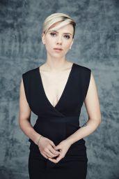 Scarlett Johansson Photoshoot - 2015 Film Independent Spirit Awards in Santa Monica