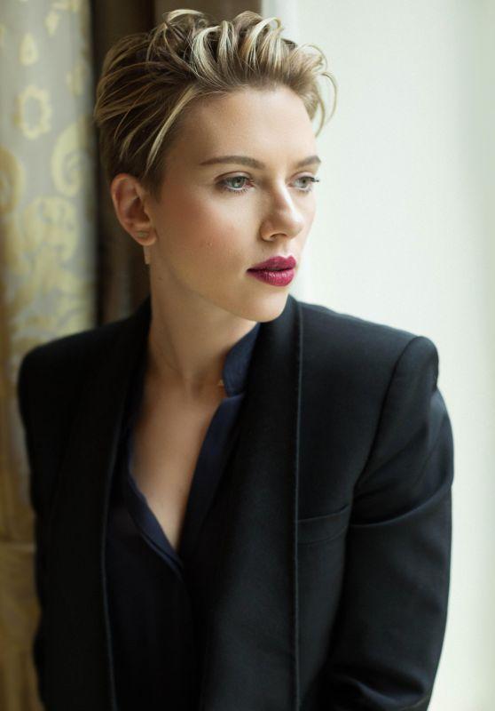 Scarlett Johansson - Photoshoot for Bustle 2017