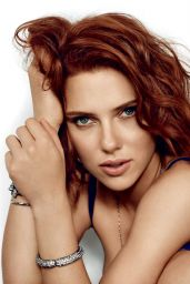 Scarlett Johansson - Photoshoot for Cosmopolitan 2012