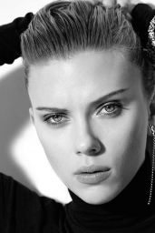 Scarlett Johansson - Photoshoot for Dazed & Confused March 2014