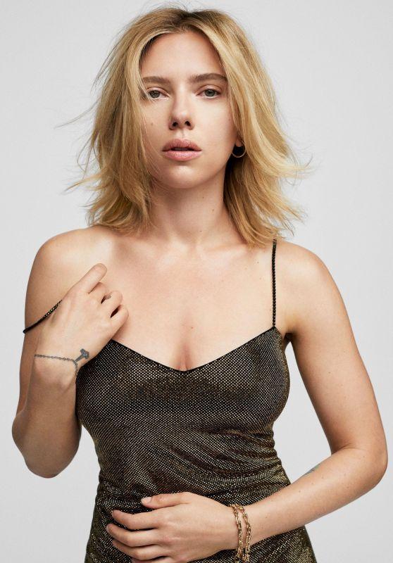 Scarlett Johansson - Photoshoot for ELLE 2019