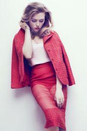 Scarlett Johansson - Photoshoot for Marie Claire 2013