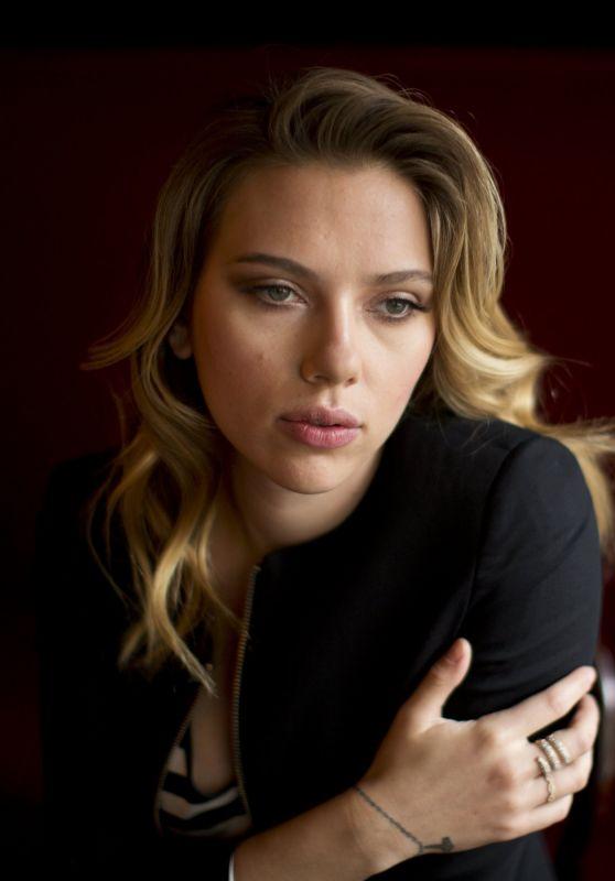 Scarlett Johansson - Photoshoot for New York Times 2012