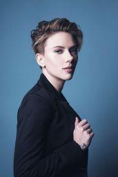 Scarlett Johansson - Photoshoot for Plugged 2017