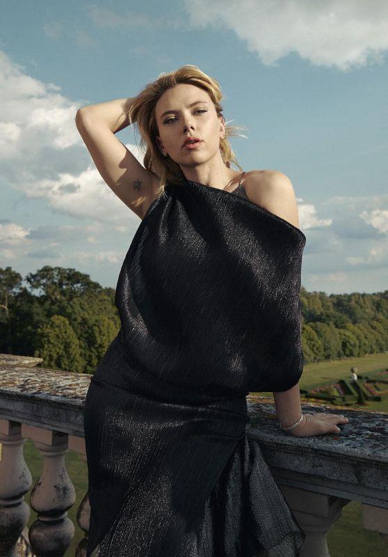 Scarlett Johansson - Photoshoot for The Hollywood Reporter 2019 (ZM)