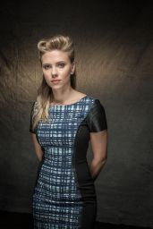 Scarlett Johansson - Photoshoot for The Hollywood Reporter at the 38th Toronto International Film Festival