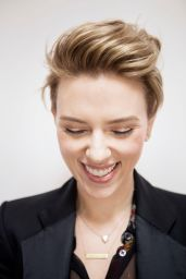 Scarlett Johansson - Photoshoot for Time Out NY 2017