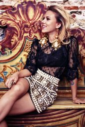 Scarlett Johansson - Photoshoot for Vogue 2012