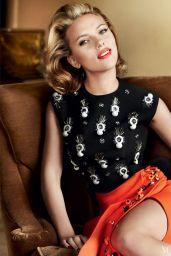 Scarlett Johansson - Photoshoot for Vogue 2012 (MT)