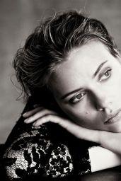 Scarlett Johansson - Photoshoot for Vogue Italy 2013