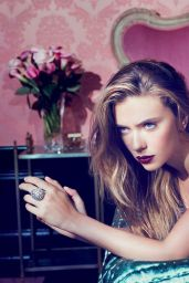 Scarlett Johansson - Photoshoot for Vogue Mexico 2013