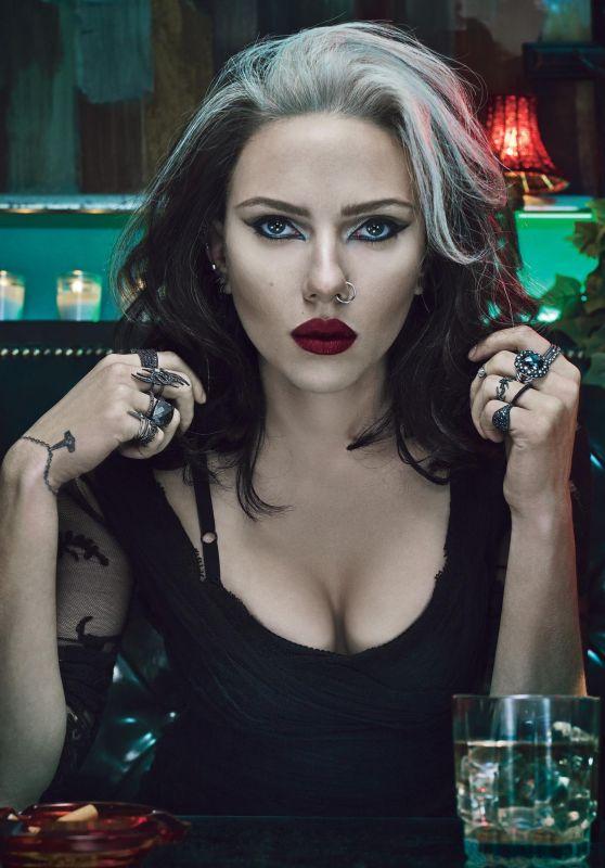 Scarlett Johansson - Photoshoot for W Magazine 2012