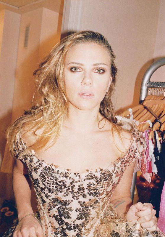 Scarlett Johansson - Photoshoot for W Magazine 2014