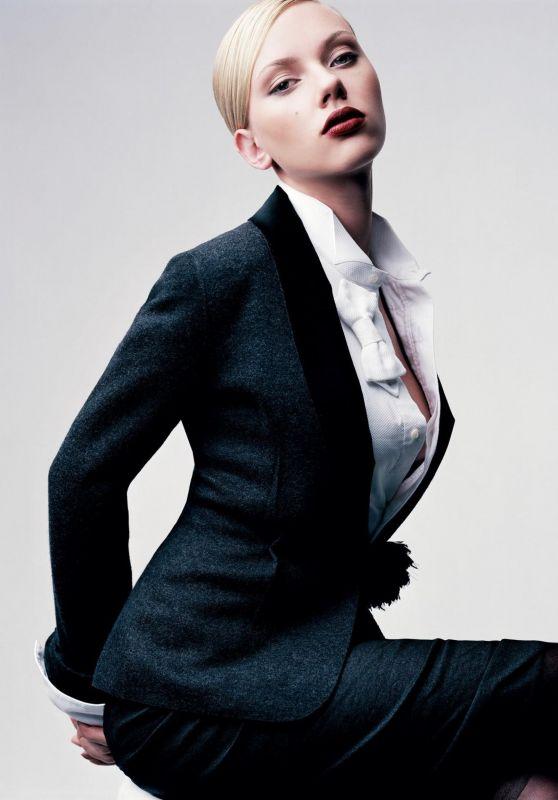 Scarlett Johansson - Photoshoot for W Magazine 2021