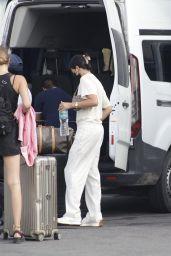 Shanina Shaik - Leaving Tulum 08/20/2021