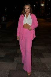 Sharon Gaffka Night Out Style - West London 08/11/2021