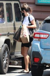 Shay Mitchell - Out in Los Angeles, California 08/30/2021