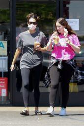 Shay Mitchell - Out in Los Feliz 08/07/2021