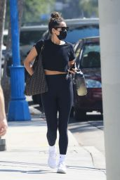 Shay Mitchell - Out in West Hollywood 07/30/2021
