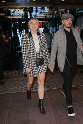 Sian Welby - Out in London 08/09/2021