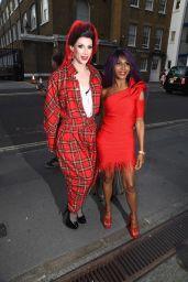 Sinitta - LGBT Awards in London 08/27/2021