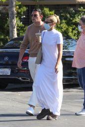 Sofia Richie and Elliot Grainge - Out in Malibu 07/31/2021