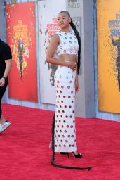 "Storm Reid – ""The Suicide Squad"" Premiere in Los Angeles"