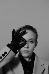 Sydney Sweeney - Photoshoot for Flaunt Magazine September 2021