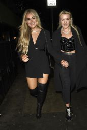 Tallia Storm at EE Beatdtorm Presents Parallel Hybrid 5G Powered Clun Night in Manchester 08/19/2021