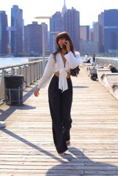 Tao Wickrath - Photoshoot in New York City 08/06/2021