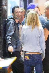 Tara Reid and Her Boyfriend Nathan Montpetit-Howard - Night Out in Hollywood 08/22/2021