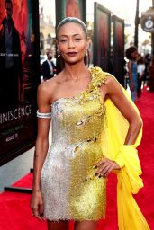 """Thandie Newton – """"Reminisicence"""" Premiere in Hollywood"""