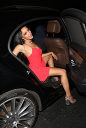 Tinashe Night Out Style - Los Angeles 08/05/2021