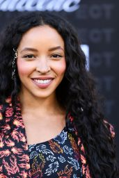 """Tinashe  - """"Respect"""" Premiere in LA 08/08/2021"""