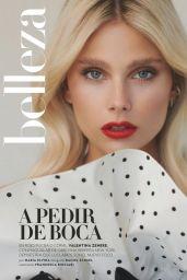 Valentina Zenere - InStyle Magazine Spain September 2021 Issue
