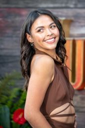 """Vanessa Bauer - """"Jungle Cruise"""" Red Carpet at Cineworld Leicester Square in London"""
