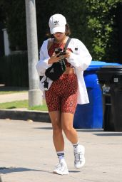 Vanessa Hudgens - Out in Los Angeles 08/25/2021