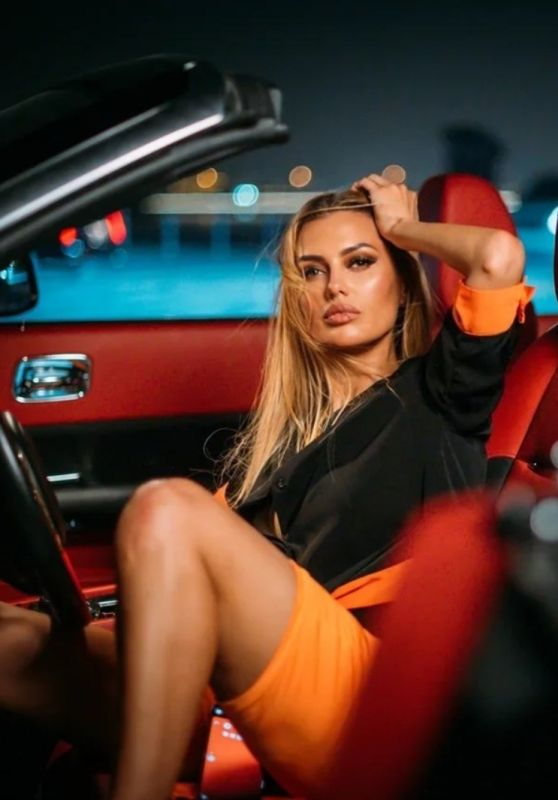 Victoria Bonya – Live Stream Video and Photos 08/16/2021
