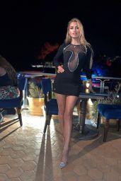 Victoria Bonya - Live Stream Video and Photos 08/25/2021