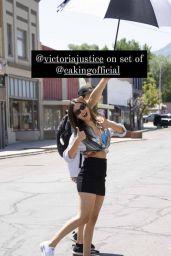 Victoria Justice 08/06/2021