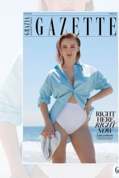 Zara Larsson - Grazia Gazette Summer 2021