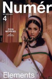 Zión Moreno - Numero Magazine 2021
